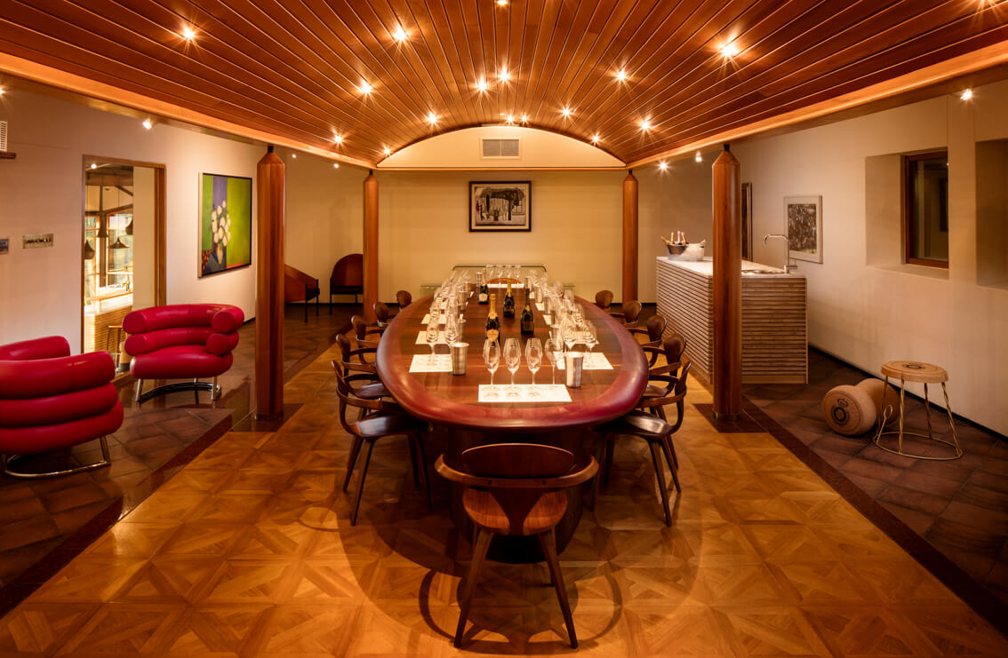 Image of Graham Beck Tasting Room