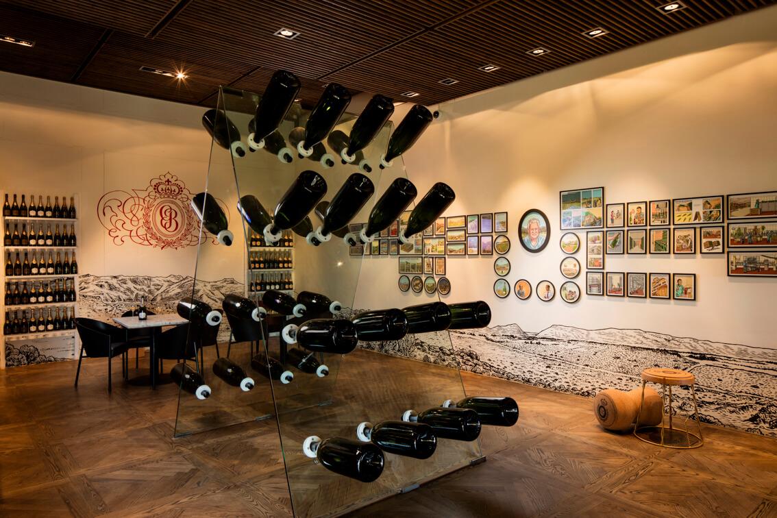 Image of Graham Beck Tasting Room