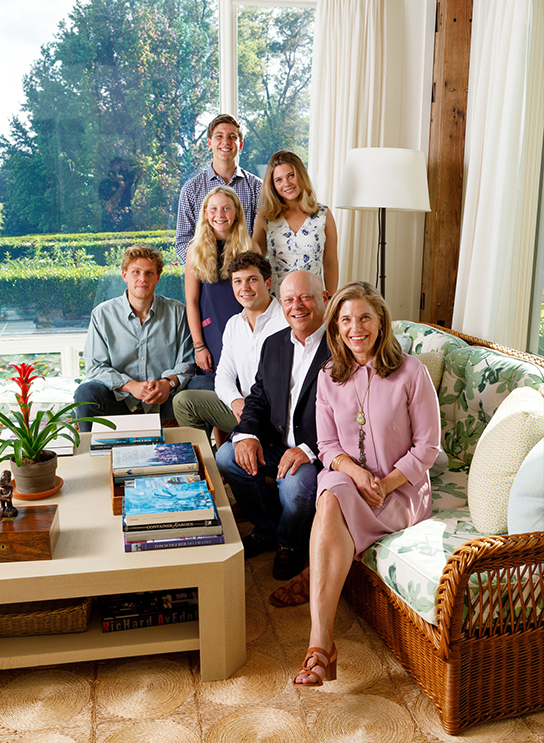Graham Beck Family