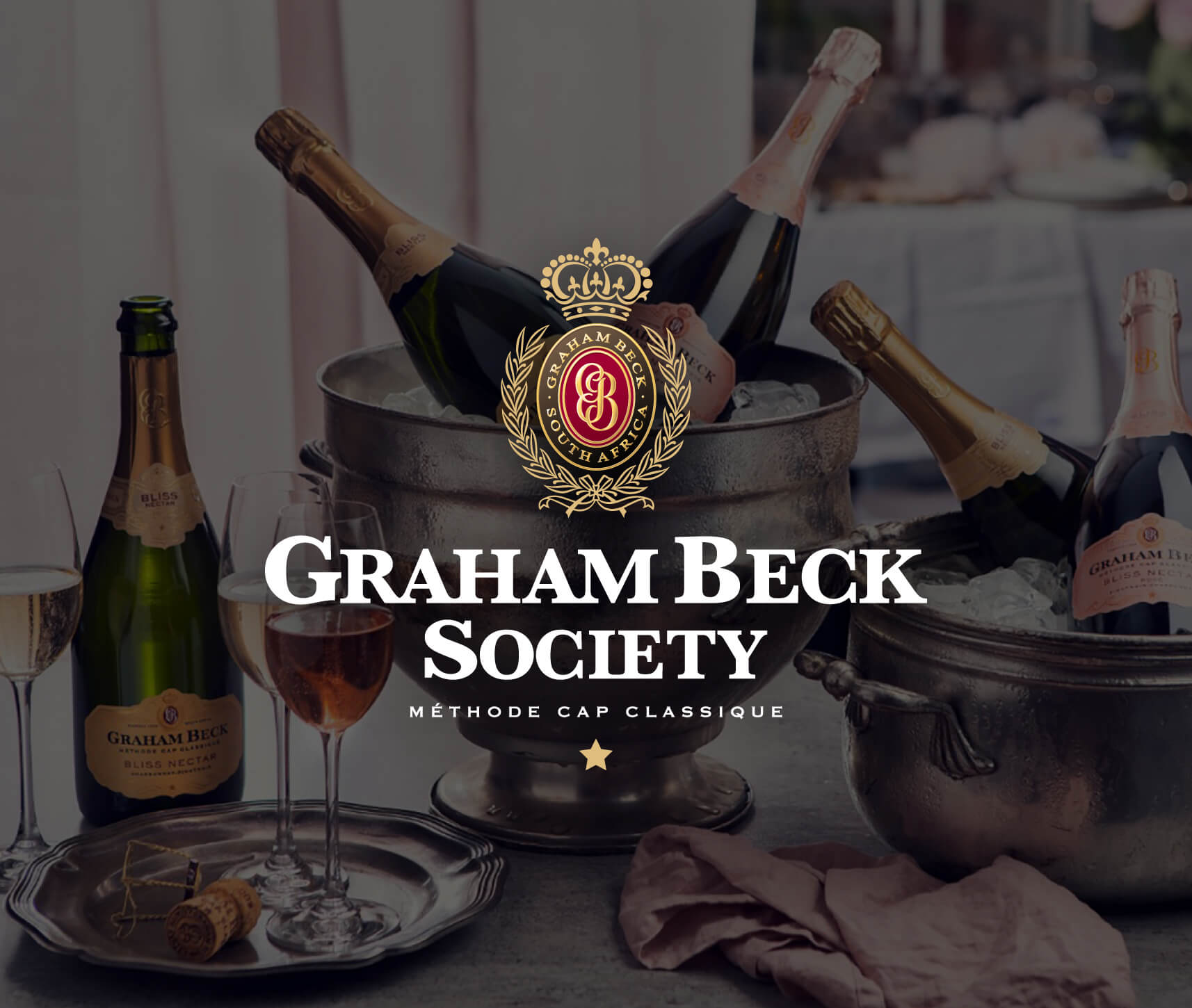 Graham Beck Society Logo